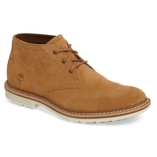 Men's Timberland Naples Trail Chukka Boot (430 BRL) ❤ liked on Polyvore featuring men's fashion, men's shoes, men's boots, rubber suede, mens shoes, mens shoes chukka boots, mens chukka shoes, timberland mens shoes and mens boots