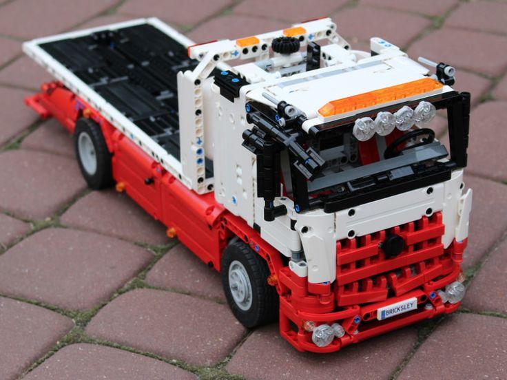 17 best images about technic lego on pinterest lego models trucks and lego. Black Bedroom Furniture Sets. Home Design Ideas