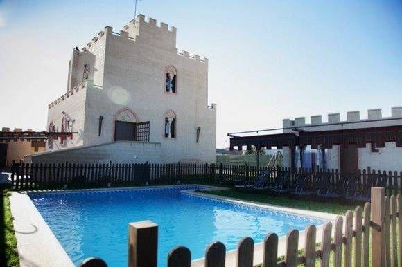"""Nuevo Baño En Ciudad Real:CIUDAD_REAL, El Robledo- #Casa_rural """" La Alcazaba"""" Con capacidad"""