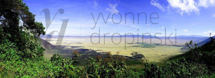 Tanzania - Krater Ngorongoro