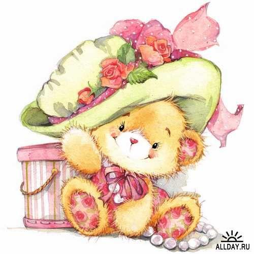 Soft Toys Clip Art : Best cute clip art images on pinterest