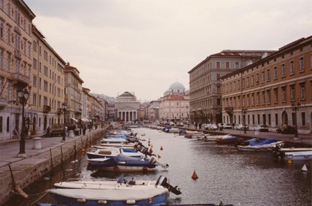 """I'm in love with this place. """"When will you realize Vienna waits for you?"""""""