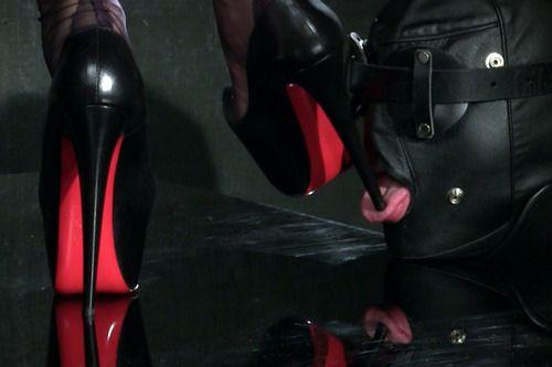 piercings high heels