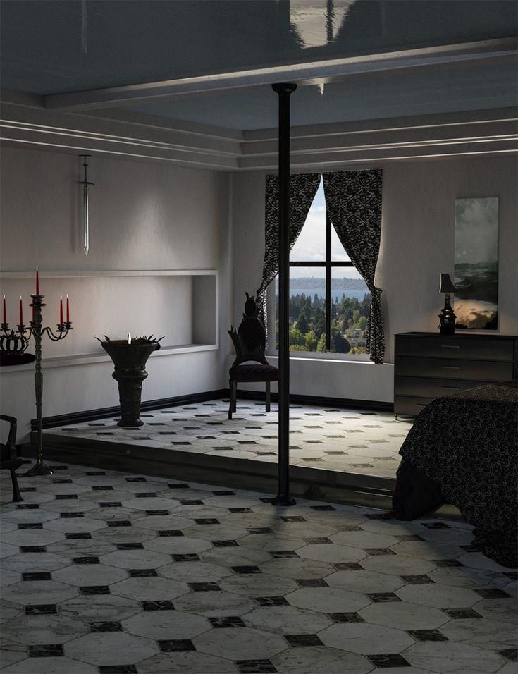 Best 25+ Gothic bedroom decor ideas on Pinterest | Gothic ...