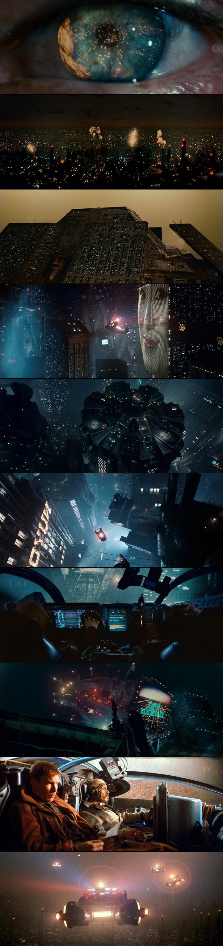 biblical themes in blade runner Back in cinemas in its definitive version, what can blade runner tell us about technology, politics, architecture, life, death and the human condition in 2015.
