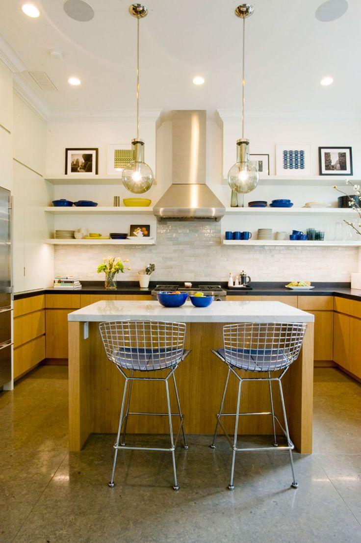 Al al alno kitchen cabinets chicago - White Tile Backsplash Design Ideas