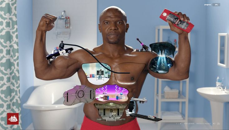 Old Spice | Muscle Surprise