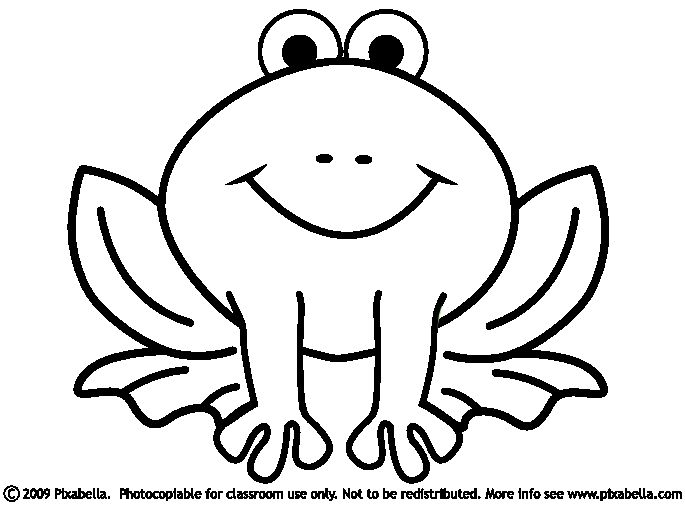 printable frog coloring pages frog coloring pages getcoloringpages - Printable Coloring Pages Frogs