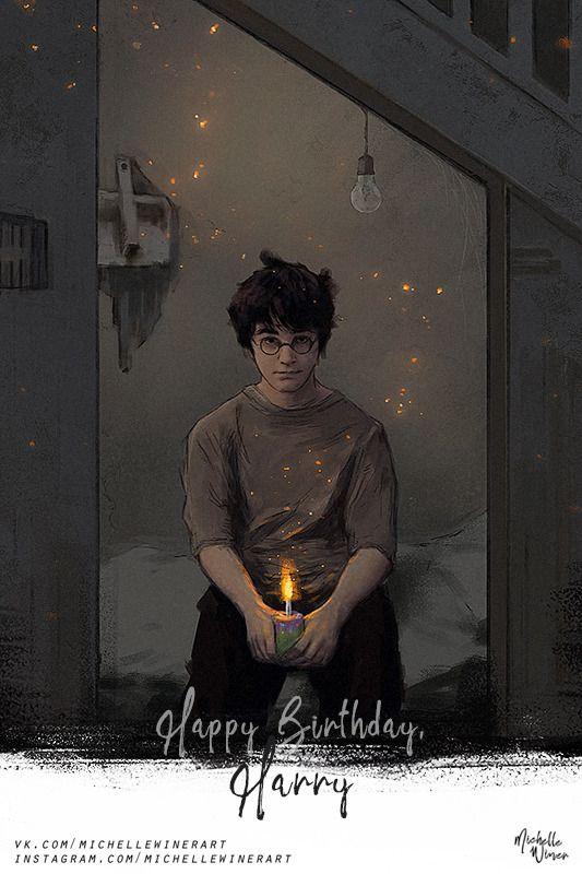 Alles gute zum Geburtstag harry!   – Harry Potter