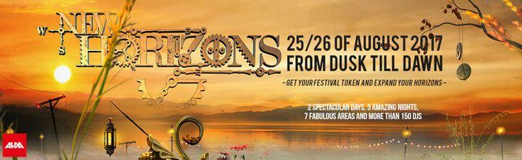 Resultado de imagen para new horizons festival