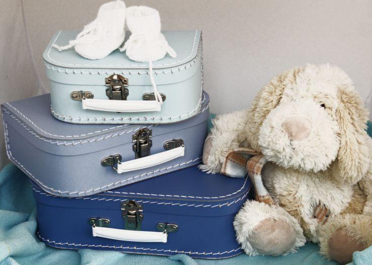 #Kazeto children #suitcases