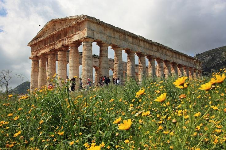 Segeste, Sicily