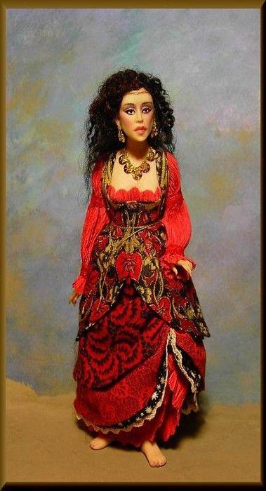 Gypsy Fortune Teller And Gypsy On Pinterest