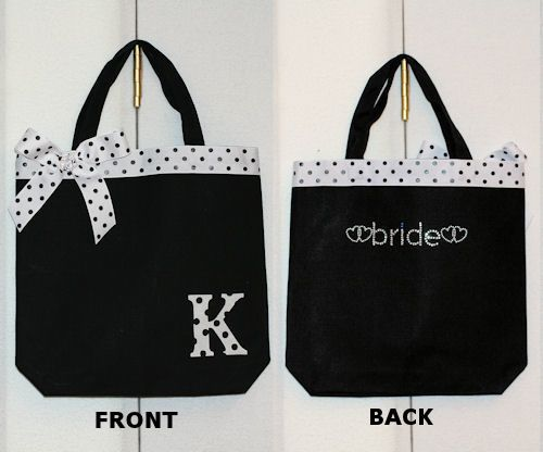 Monogrammed Tote Bag Craft: How to Monogram a Tote Bag