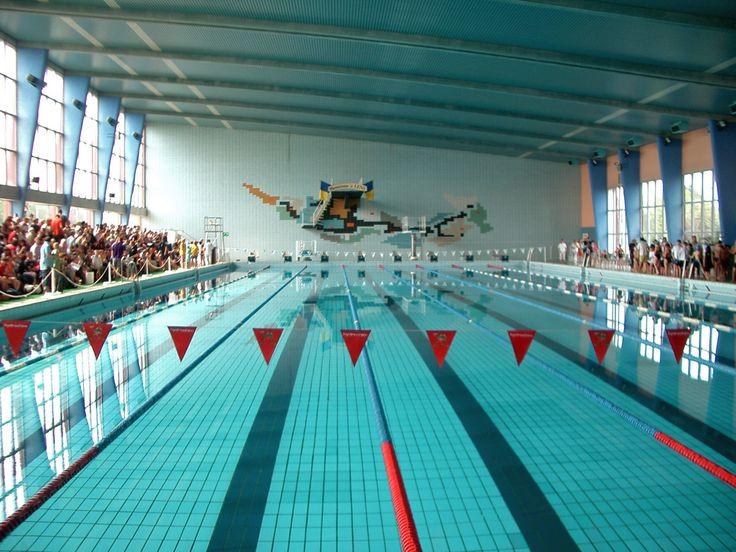 Piscine olympique natation Jean Leemput record senior