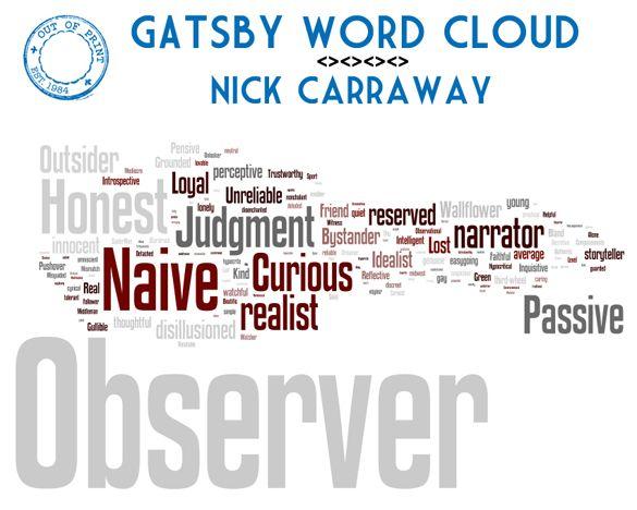 quotes describing nick carraway