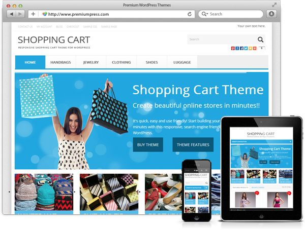 53 best wordpress shopping cart images on Pinterest | Shopping ...