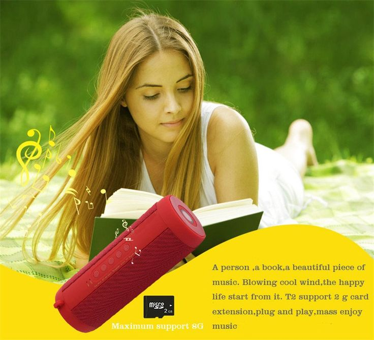 Wireless Bluetooth Speaker Waterproof Portable Outdoor Mini  Loudspeaker