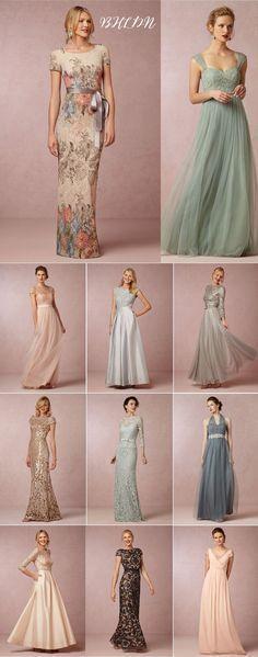 Não é só a noiva que fica na dúvida na hora de escolher seu vestido para o grande dia. Especiais na vida dos noivos, neste dia tão importante, as mães