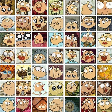 The Marvelous Misadventures of Flapjack (2008) this was my favorite show. Im so sad its gone