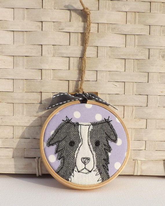 Border collie hoop hoop art applique free by TheDogandtheMoon