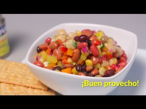 Ensalada de Cinco Granos - Chef Omar Alvares - YouTube