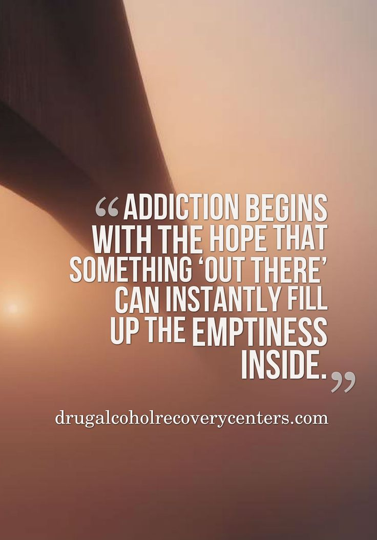 Quotes About Drugs Delectable 41 Best My Recovery Images On Pinterest  Words Psychology And . Design Ideas