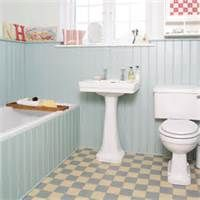 Small Country Bathrooms