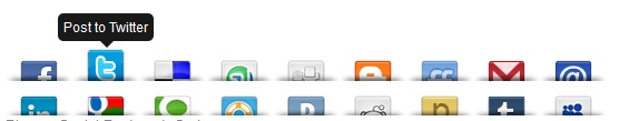 Add The jQuery Slide Bookmarking Gadget To Your Blog