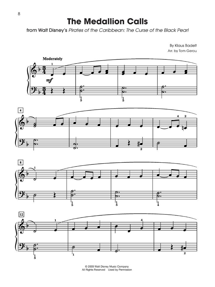 28 best images about Movie Piano Sheet Music on Pinterest ...