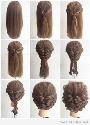 hairstyle tutorial – Поиск в Google