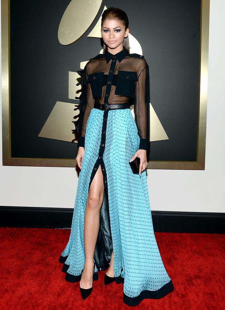 zendaya coleman 2014 | Zendaya Coleman: 2014 Grammy Awards