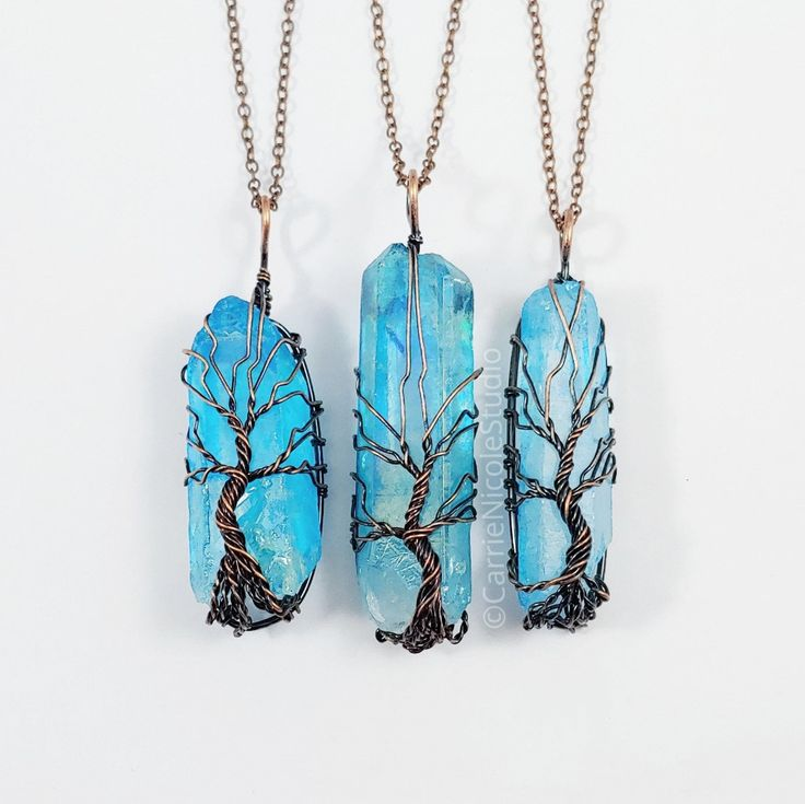 Pin by Kristen Q on jewelry craft in 2020 | Raw crystal ...