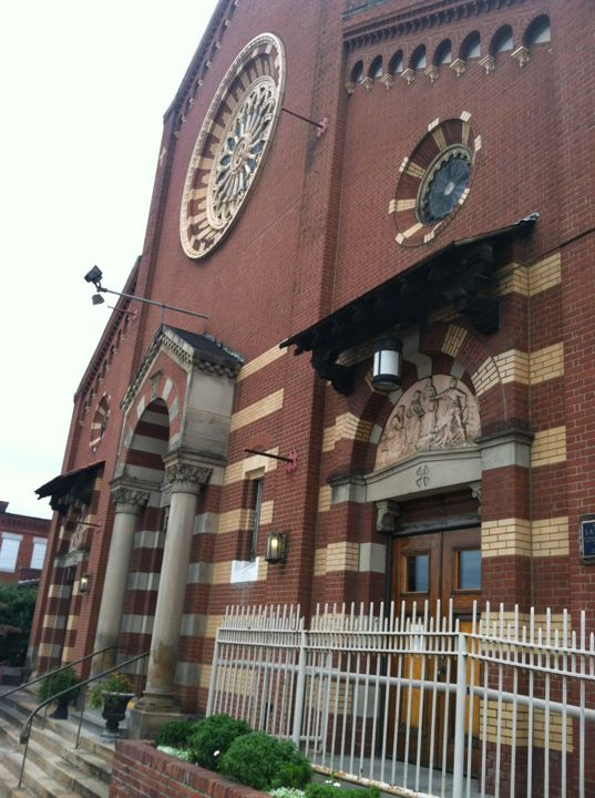 Church Brew: a Built in 1902,  St. John the Baptist Church parish converted into a brewery located in Pittsburgh, PA