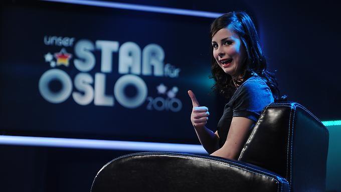 ESC-Maus ganz erwachsen: Alle lieben Lena - n-tv.de
