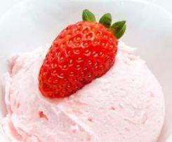 Erdbeer-Raffaello-Eis                                                                                                                                                                                 Mehr