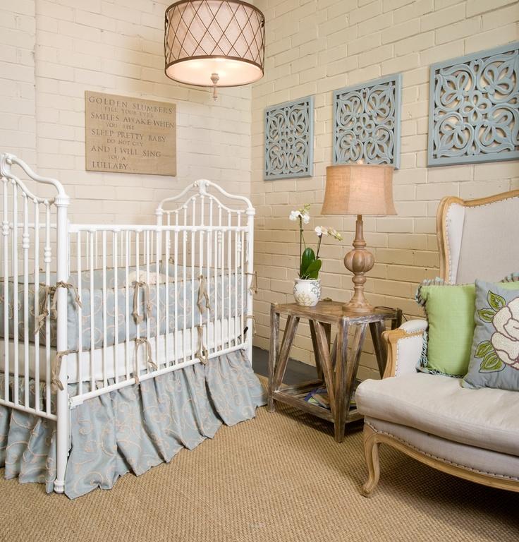 Blush Nursery With Neutral Textures: Best 20+ Calming Nursery Ideas On Pinterest