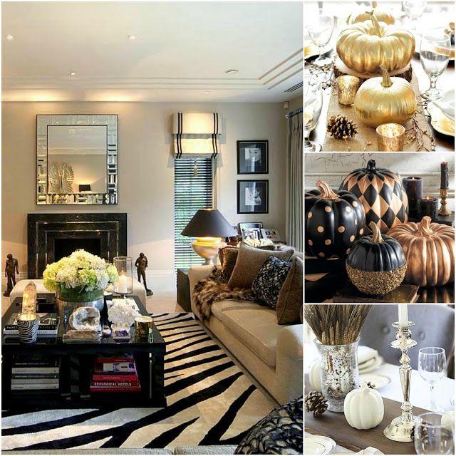 Tipy na jesenné dekorácie podľa vášho obľúbeného štýlu bývania | Living Styles