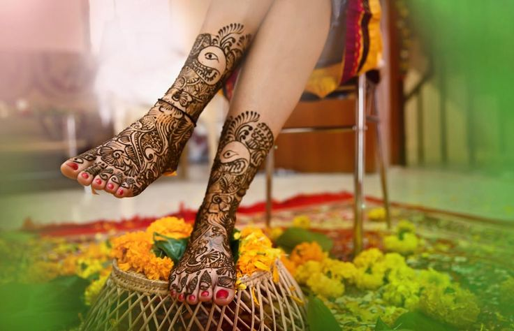 Traditional Mehndi Designs From Across The World