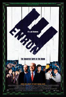 Enron: The Smartest Guys in the Room (2005)  A documentary about the Enron corporation, its faulty and corrupt business practices, and how they led to its fall.  Director: Alex Gibney Writers: Peter Elkind, Alex Gibney, 1 more credit » Stars: John Beard, Tim Belden, Barbara Boxer   See full cast and crew »
