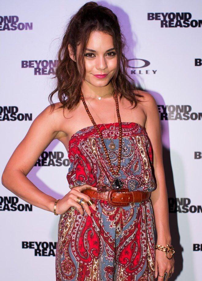 Vanessa Hudgens Boho Style