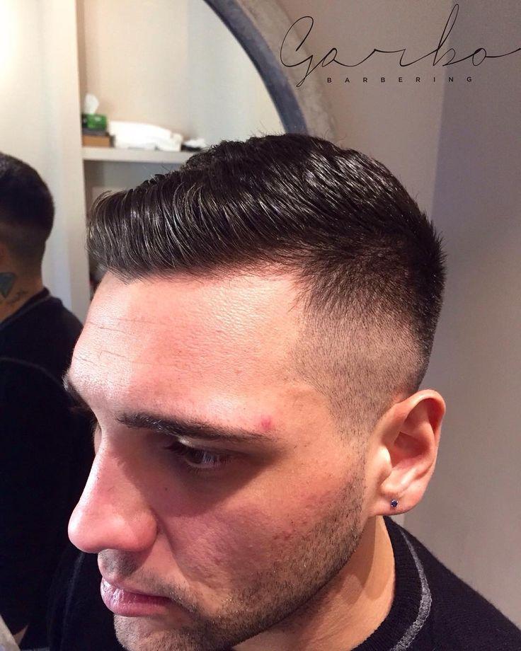 Fra con la nuova sfumatura #provareunnuovotagliopiaceatutti --- #garbobarbering #uomo #taglio #capelli #sfumatureneicapelli #nuovotaglio #nuovo #moda #tendenza #barberia #instahair #gropellocairoli #garlasco #vigevano #pavia #milano