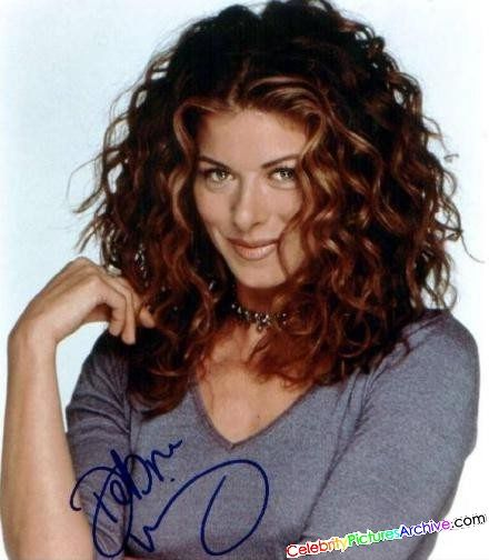 I have always loved Debra Messings hair color and curls!!!