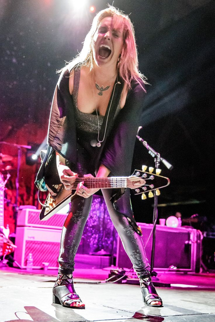 Grace Potter photo by Jeff Palmucci All Rights Reserved