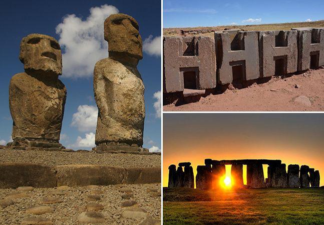 Quando pensamos em antigas civilizações e suas ruínas misteriosas, logo vem a nossa cabeça o legado deixado pelos incas no Peru, ou então as mais de cem pirâmides construídas no Egito, certo?Pois …