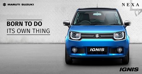 Born to give you a None of a Kind experience on the road. #MarutiSuzuki #Ignis Please visit for to more information : http://nexapune.com/ Contact : 8888807738 Email : info@autovista.in