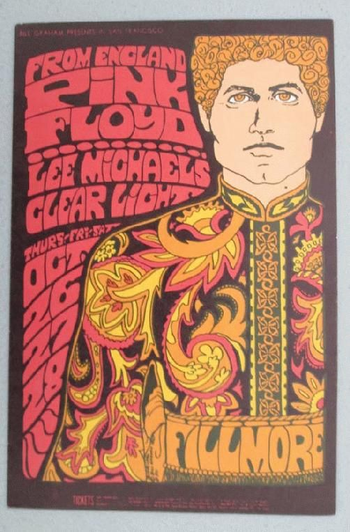 96 Best Vintage Concert Posters Amp Handbills Images On