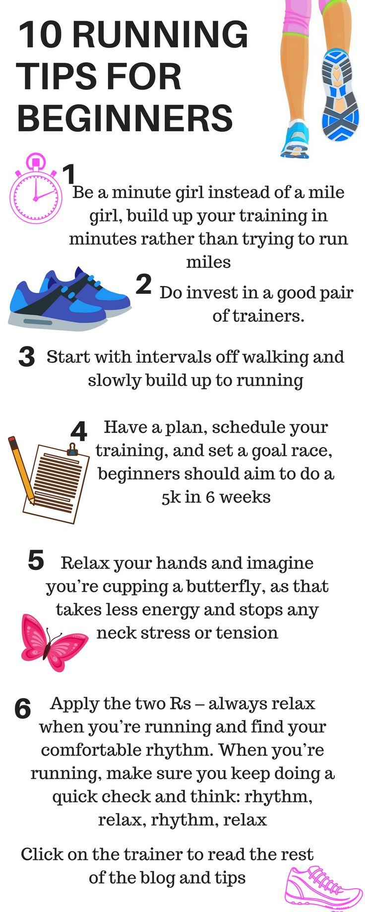 10 meilleurs conseils pour les débutants à la course. Ces conseils de course vous aideront à bien commencer …