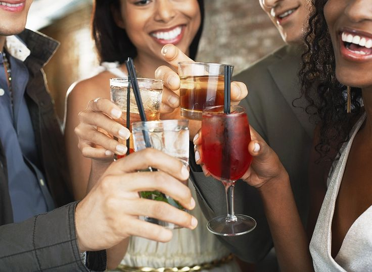 In moderation, alcohol can actually offer up some notable health benefits. Don't believe us? Read on to find out more—and bottoms up!