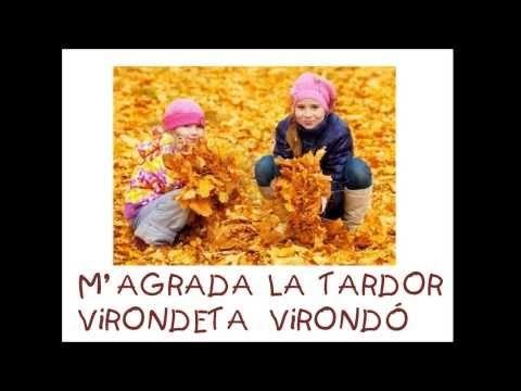 M'AGRADA LA TARDOR - YouTube